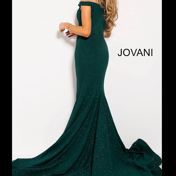 fed31b5a Jovani Dresses | 55187 Emerald Green Prom Dress | Poshmark